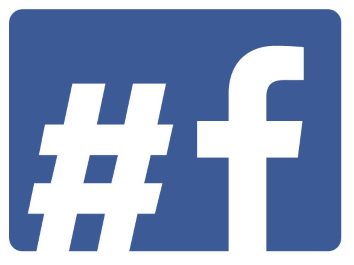 how to follow hashtags on facebook
