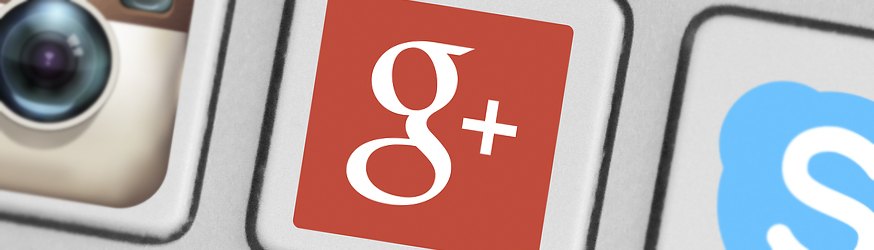 Google plus - gesprodat