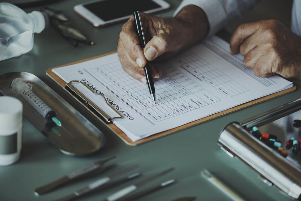 Datos pacientes sanidad