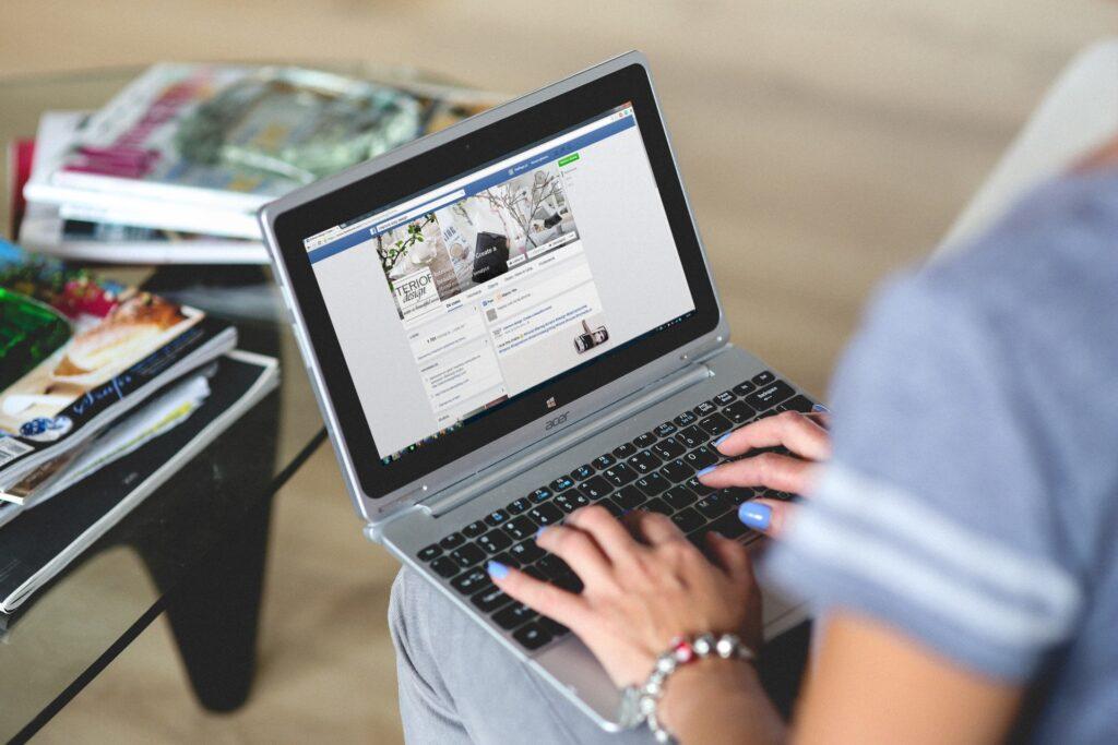protección de datos en Facebook