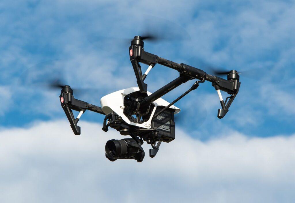 Los drones también tienen aplicación del RGPD