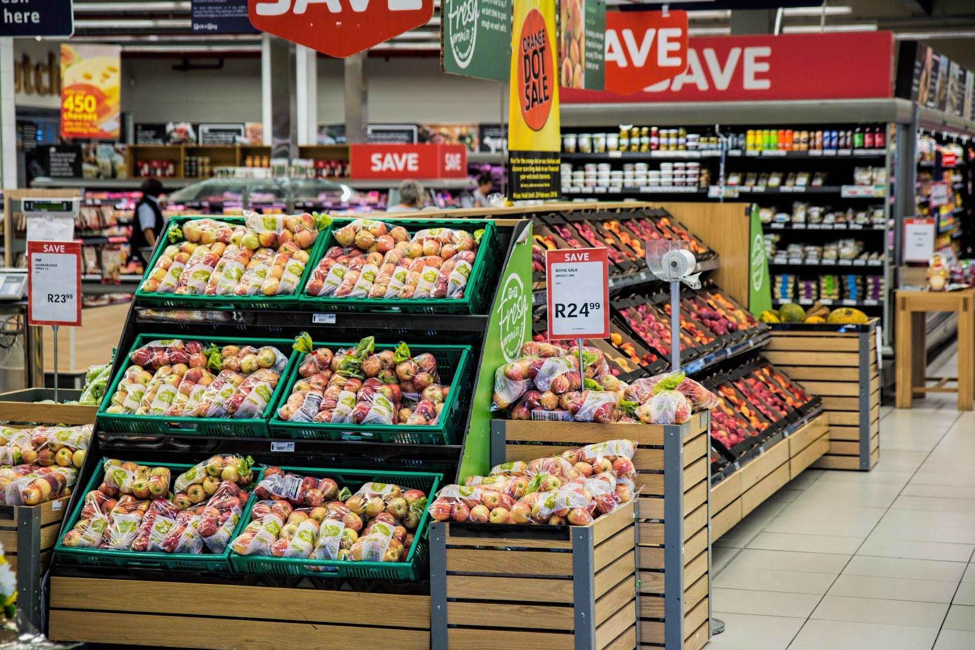 Los cupones de descuento también podemos encontrarlo en los supermercados